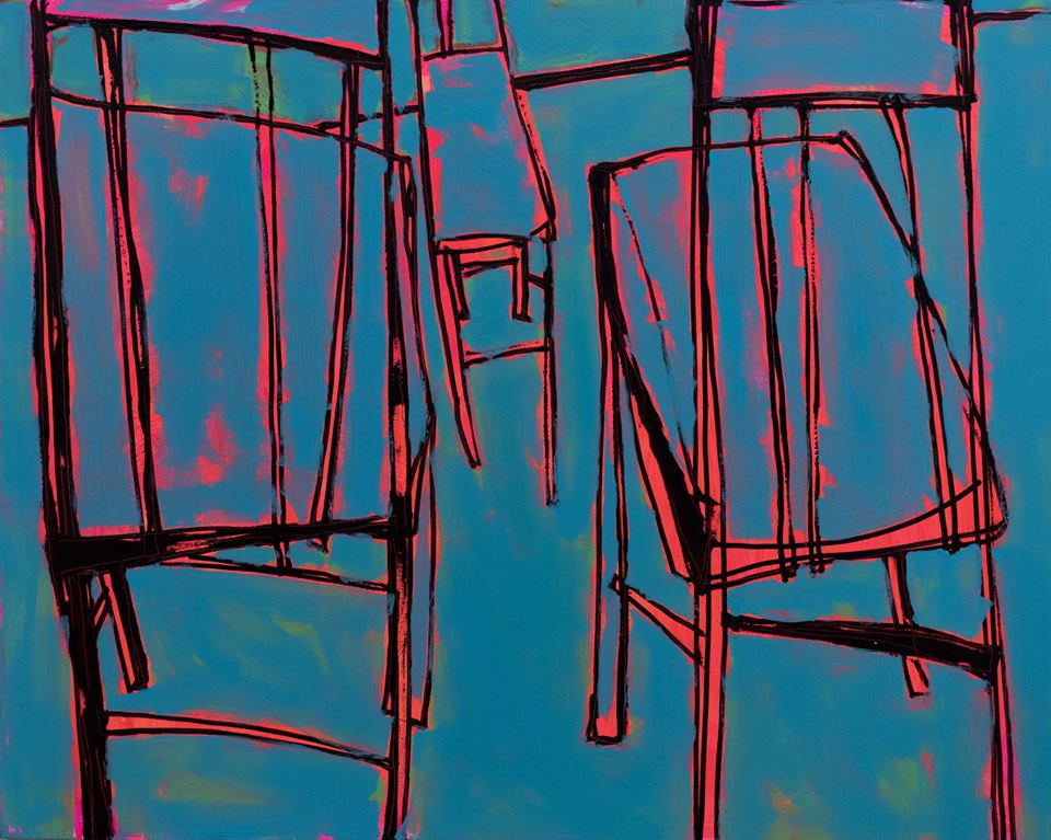 Chairs, 2017-2